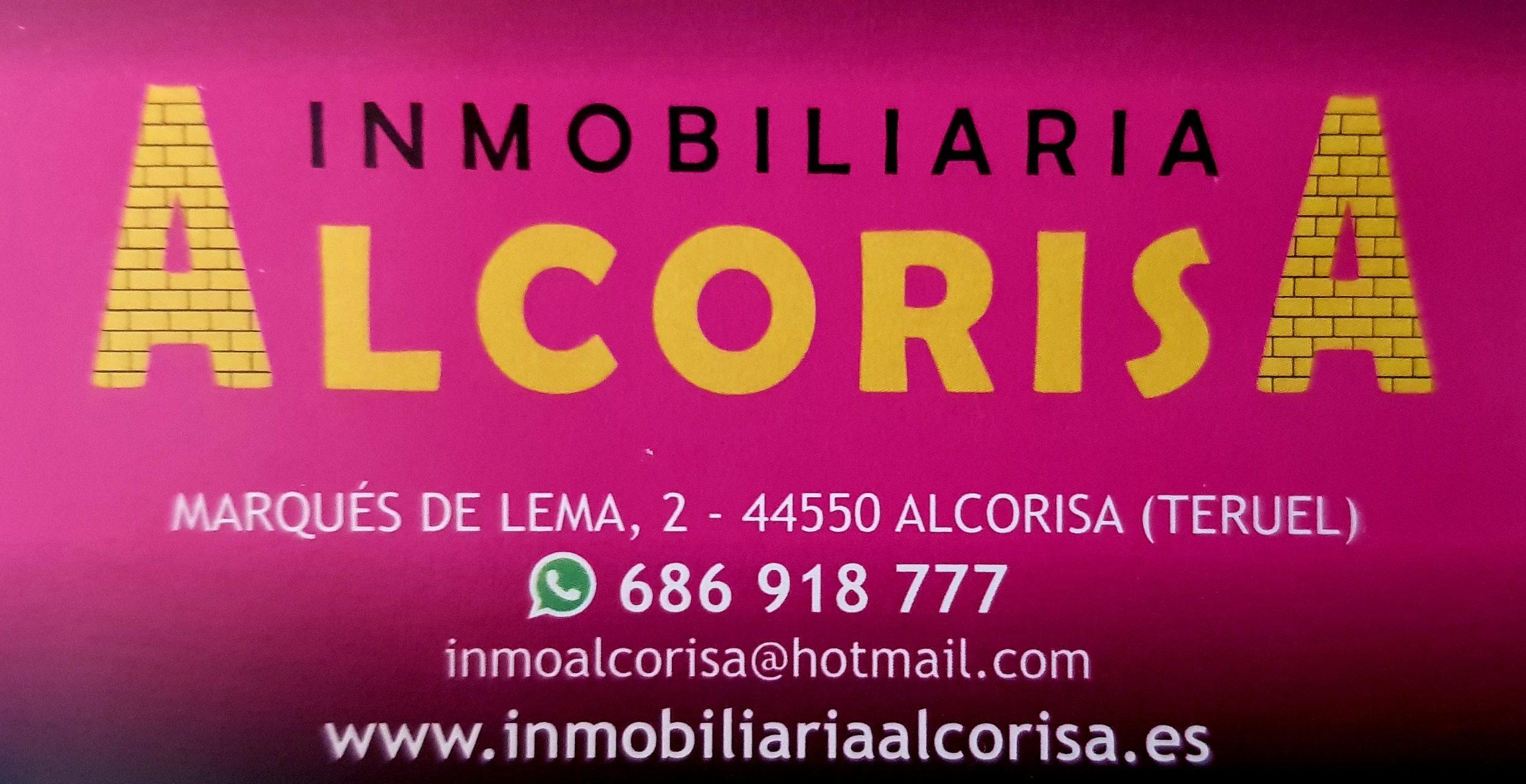 INMOBILIARIA ALCORISA